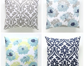NEW! Fall/Winter  Collection. Pillow Covers. Decorative Pillow. Floral Pillows. Geometric Pillows. Throw Pillow Cover.