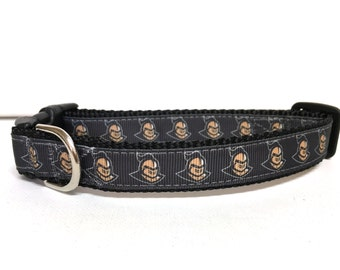 Dog Collar- The Knight Inspired
