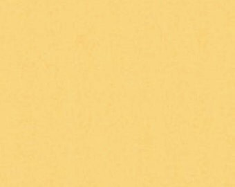 By the yard--AUNT GRACE Centennial SOLID Buttercup Yellow cotton quilt fabric-5901-43 Marcus Brothers