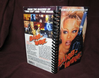 Barb Wire VHS Tape Box Notebook