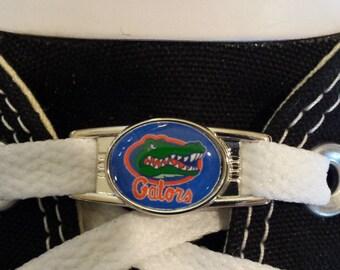 50 Sets of College Shoelace Charms 10 each Florida Gators, Alabama, Georgia, Auburn, and Ole Miss