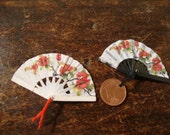 miniature reclosable fan