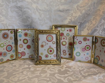 Brass Picture Frame Collection - Brass Photo Frames - Picture Frames