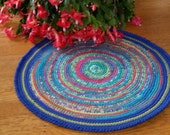 Washable Wool Place mat, trivet, coasters, coaster, place mats, mats, table protector, trivets