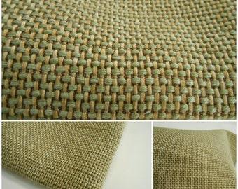 Luxury Upholstery fabric - Kravet fabric - Basket Twist-  Seaglass- Texture-