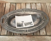 Vintage Silver Tray 1881 Rogers 0219