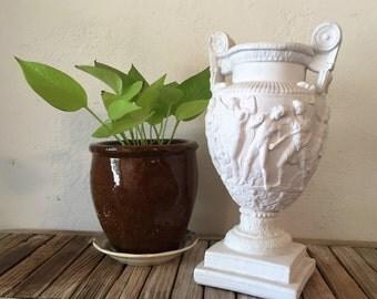 Vintage Neoclassical  Urn