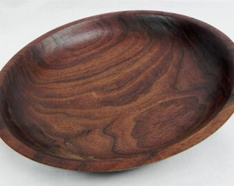 Wood Bowl - Black Walnut, 483