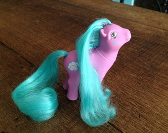 Vintage My Little Pony G1 Flutterpony Cloud Puff