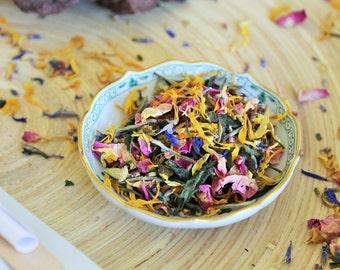 Flora - Renewal Rebirth Tea Organic White Tea and herbal Blend 20g pack