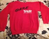 Vintage DARE sweater