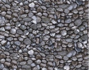 Stacked Stones from Timeless Treasure's Nature Outdoor Collection