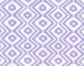 Fat Quarter fabric for quilt or craft Michael Miller Eduardo in Lilac Fat Quarter