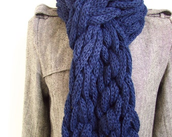 SALE! 25% OFF! Chunky Knit Scarf Crochet Scarf Knitted Scarf Chunky Scarf Crochet Scarf Chunky Knitted Scarf Knitted Scarf Mega Chunky Knit