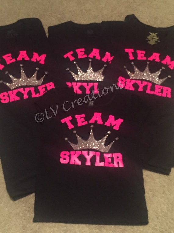 Pageant Team Crown Queen Shirt Beauty Pageant Women Or By