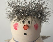 Snowman Gourd Angel Holiday Decoration Christmas Ornament