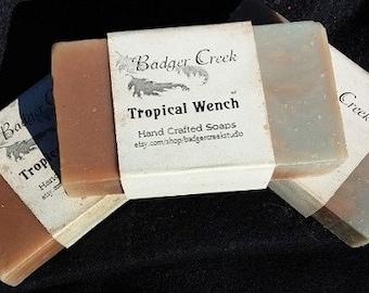 Tropical Wench shea butter soap