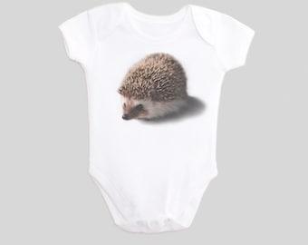 Baby Hedgehog Clothing - Shirt - Hedgehog Clothing - Bodysuit