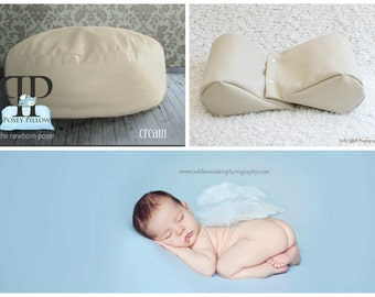 Starter Set #6 ~ Studio Posey Pillow & Squishy poser. Newborn photo props by Posey Pillow