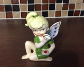 Vintage Tinkerbell fairy figurine, very rare, great details