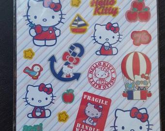 Destash Japanese Cartoon Cat Stickers