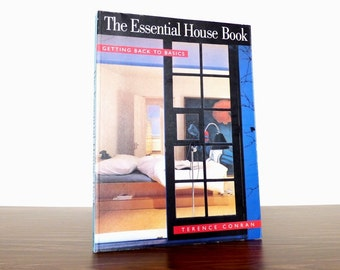 1990s Grunge Home Design Book The Essential House Book Terence Conran Decor Minimalist