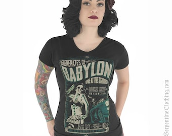 Degenerates Of Babylon women's Tee