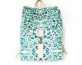 The Knapsack - More Patterns   Small Backpack, Children's Backpack, Backpack for Teens, Kids Laptop Bag, Travel Bag, Adjustable Straps