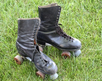 Vintage 1950s Mens Lytle styled by Hyde Stylist by Sure-grip Roller Skates