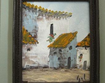 Dollouse Scale Painting - Hacienda