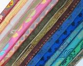 Value Pack Silk Ribbon, Silk Bracelet, W308