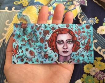 Little print/bookmark