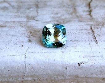 Loose Gemstone Natural Blue Zircon - 1.22ct.