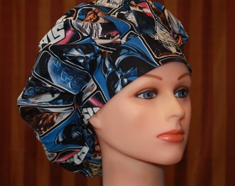 Bouffant Surgical Scrub Hat/Chef Hat--May The Force Be With You