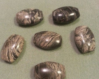 Ripplestone Large Hole Beads