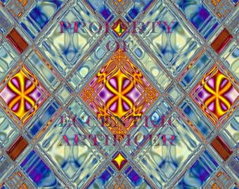 Stained Glass Digital Backgrounds