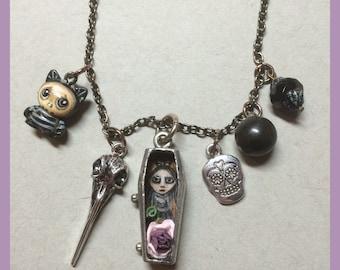 Sad Amy necklace