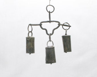 French Wind Chimes, French Goat Bells, Bells, Wind Chimes, Animal Bells, Goat Bells,