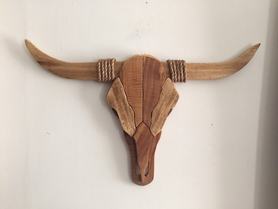 Longhorn Rustic Wall Decor
