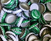 Approximately 220 Bottlecaps for Upcycling