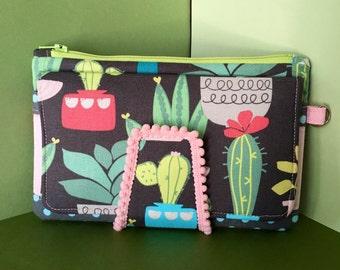 Succulent Pearl Wallet