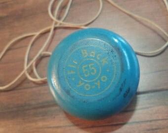 1960's Fli Back Yo-Yo