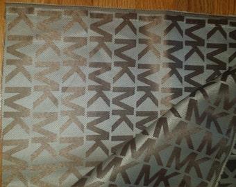 Michael Kors print fabric 1yd