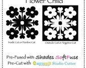 SALE! 2 for 1 Hawaiian Applique         Flower Child Pattern.