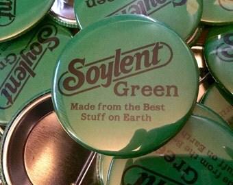 Soylent Green pin