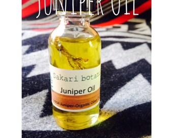 Organic Juniper Oil