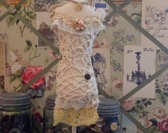 Vintage dress form | Etsy