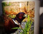 Pheasant Large Coffee Mug 15 oz