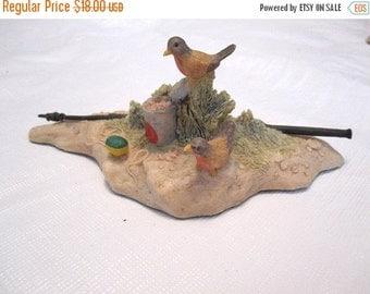 ON SALE Easy Pickins Figurine by Lowell Davis 1986 Retired