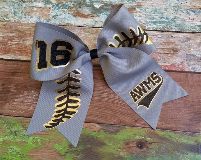 Custom Cheer Bows, Custom team logo cheer bow, TEAM DISCOUNTS, Cheer bows, Hair Bows, Monogram Cheer Bows